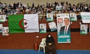 پیروزی حزب حاکم در انتخابات پارلمانی الجزایر
