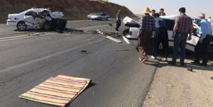 ۱۷ مصدوم و یک کشته در ۳ سانحه رانندگی خوزستان