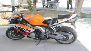توقیف موتورسیکلت یک میلیاردی قاچاق در ایلام