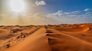 رازهایی پنهان در صحرای بزرگ آفریقا