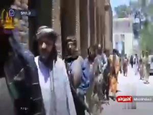 فرار ۱۳۴ نظامی افغانستان به تاجیکستان در مقابل حمله طالبان