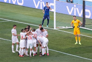 واکنش ستارههای اسپانیا به برد پرگل برابر اسلواکی