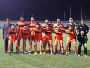 برتری تیم فوتبال شهرداری بندرعباس برابر فولاد نوین اهواز