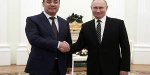 دیدار «جباراف» با معاون رئیس جمهور روسیه
