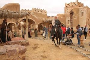 جدیدترین تصاویر از سریال سلمان فارسی