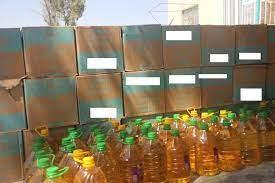 کشف ۲۱ تن روغن مایع قاچاق در ایرانشهر
