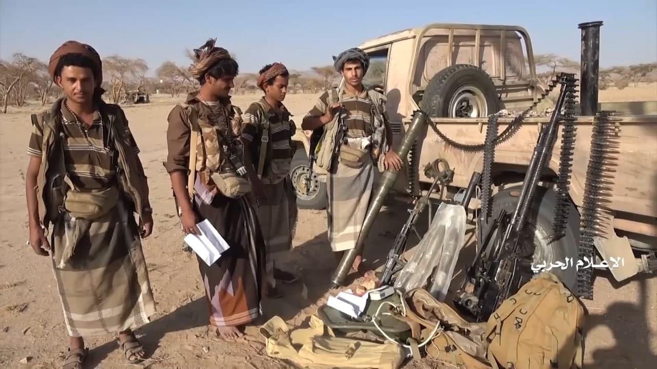 عکس/ عملیات ارتش و کمیتههای مردمی یمن در استان «الجوف»
