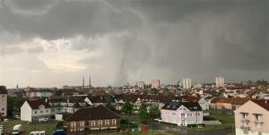 گردباد مرگبار در جمهوری چک
