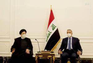 روابط عراق با رئیسی از زبان الکاظمی: پس از تشکیل دولت جدید ایران به تهران سفر میکنم