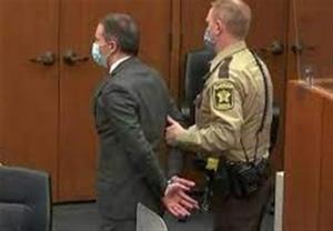 قاتل جورج فلوید زندانی میشود