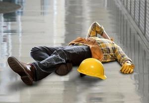 مرگ یک کارگر مراغهای بر اثر سقوط از داربست