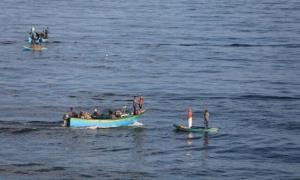 ادعای رژیم صهیونیستی درباره کاهش محاصره آبی غزه