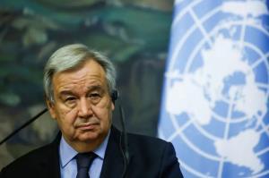 گزارش جدید دبیرکل سازمان ملل درباره اجرای قطعنامه ۲۲۳۱/گوترش: آمریکا تحریمها علیه ایران را لغو کند