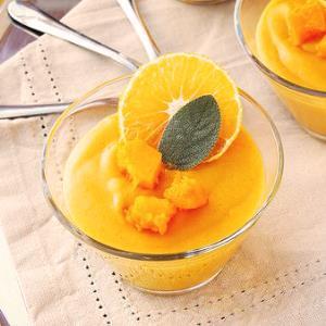 عصرانه/ طرز تهیه پودینگ پرتقال؛ دسر خوشمزه برزیلی