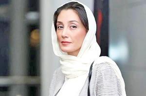 هدیه تهرانی: باید قول بدی دیگه با من یه رنگ باشی
