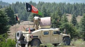 نیروهای افغان منطقه اندخوی در استان فاریاب را پس گرفتند