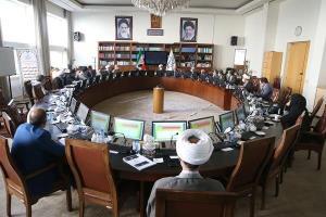 ترکیب هیات رئیسه کمیسیونهای مجلس یازدهم در سال دوم
