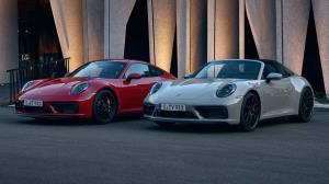 پورشه از سری جدید 911 GTS با قدرت بیشتر و عملکرد اسپرتتر رونمایی کرد
