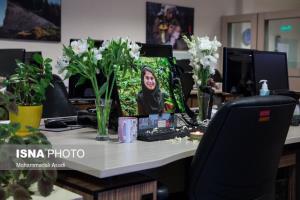 مراسم تشییع پیکر خبرنگارهای ایسنا و ایرنا دقایقی دیگر برگزار میشود