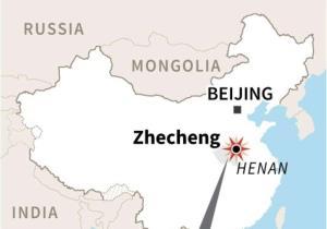 آتش سوزی در مدرسه رزمی چین جان ۱۸ کودک را گرفت