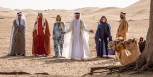 تنش تازه امارات و قطر بر سر یک فیلم هالیوودی