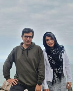 چهرهها/ الیکا عبدالرزاقی در کنار خان داداش