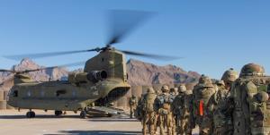 مقام آمریکایی: 650 نظامی برای حمایت از دیپلماتها در افغانستان باقی میمانند