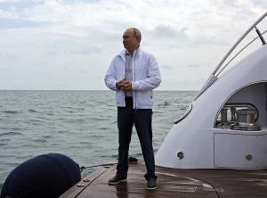مخالفان پوتین درباره کاخ مجللش در کنار دریای سیاه چه میگویند؟