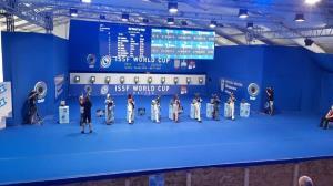 تیرانداز بوشهری در مسابقات جهانی چهارم شد