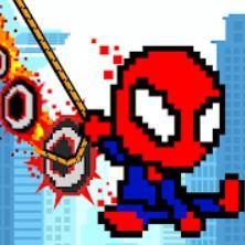 Rope Pixel Master؛ قهرمان قهرمانان شوید