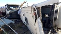 تعیین سهم قصور ۵۰ درصدی راننده برای اتوبوس سربازان