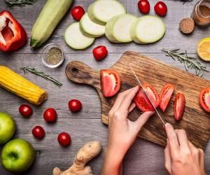 ترفندهای جالب آشپزی و تزئین غذاها