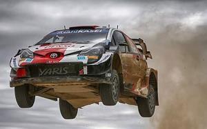 رقابتهای اتومبیلرانی رالی سافاری در کنیا ۲۰۲۱