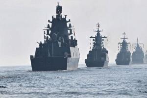 آغاز رزمایش آمریکا و ۳۱ کشور دیگر در دریای سیاه
