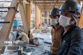 وعده اصلاح حقوق به کارگران معترض