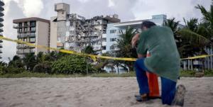افزایش قربانیان ریزش ساختمان در فلوریدای آمریکا