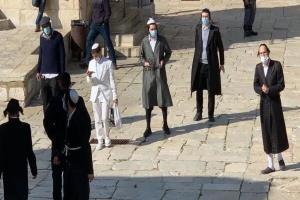 یورش دوباره شهرکنشینان صهیونیست به مسجدالاقصی