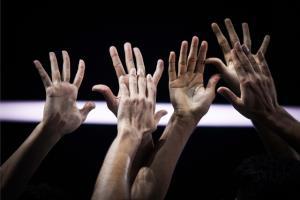 دیدار تدارکاتی/ پیروزی تیم ملی والیبال جوانان