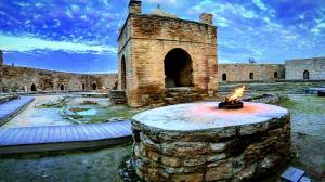 کشف نخستین آتشکده باستانی دوره ساسانیان