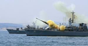 بزرگترین رزمایش دریایی ناتو در دریای سیاه کلید خورد