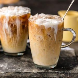 حال و هوای کافه در خانه با آیسکافی خانگی
