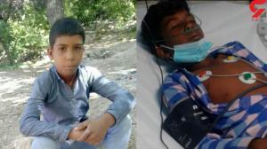 جزئیات فوت پسر 13 ساله بر اثر عقربگزیدگی از زبان مادرش