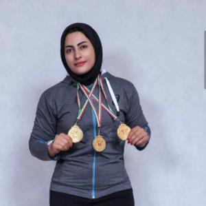 گلایههای نخستین دختر المپیکی وزنهبرداری؛ نمیتوانم به توکیو بروم