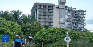 ساختمان فروریخته فلوریدا کاملا تخریب میشود
