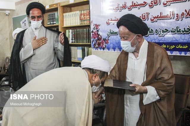 مدیر جدید مرکز خدمات حوزههای علمیه استان سمنان منصوب شد
