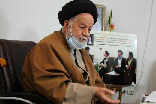 امام جمعه سمنان استعفا داد