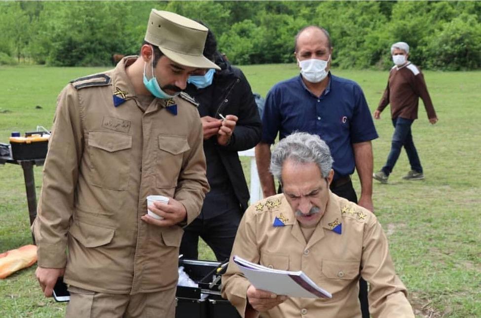 خشایار راد: سریال «کلبهای در مه» گروه حرفهای دارد