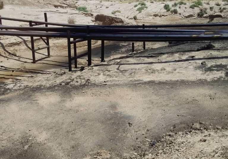 رئیس اداره حفاظت محیط زیست: آلودگی نفتی گلخاری در گناوه پاکسازی شد