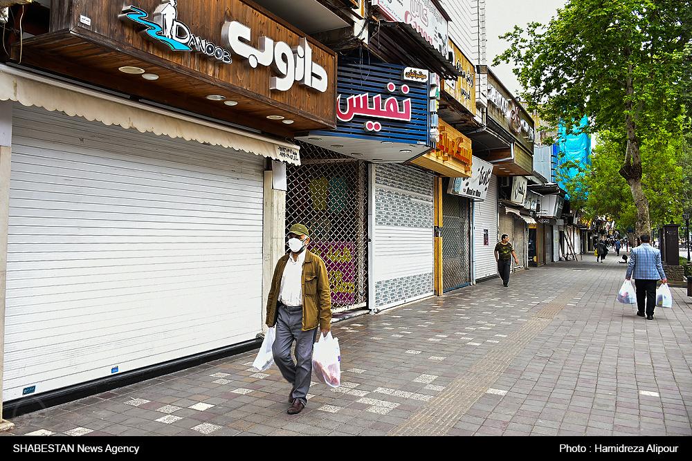 احتمال تعطیلی یک هفتهای اصناف در شیراز همزمان با موج خطرناک پنجم کرونا