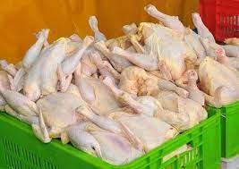 توزیع بیش از ۴۶ تن مرغ تازه در بازار خراسان شمالی